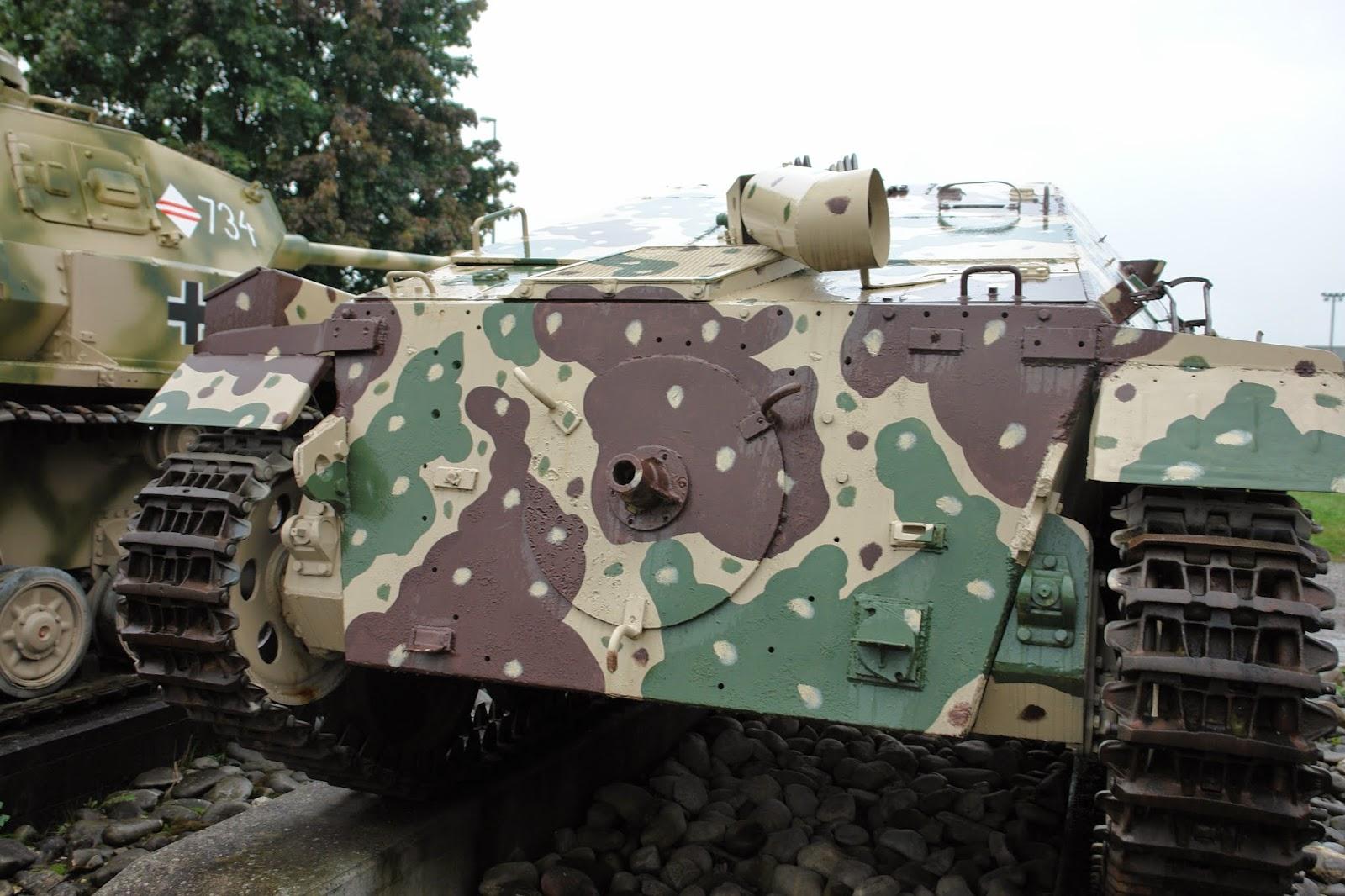 Federico Collada fcmodeltips Jagdpanzer 38(t) Hetzer