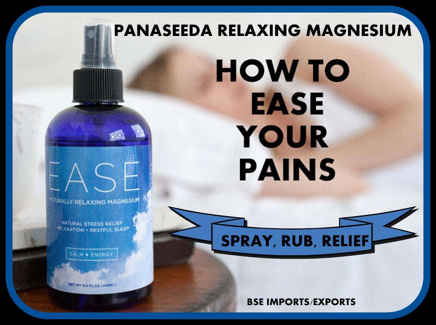 ARE YOU MAGNESIUM DEFFICIENT - DO YOU HAVE PAINS AND WANT THEM TO STOP