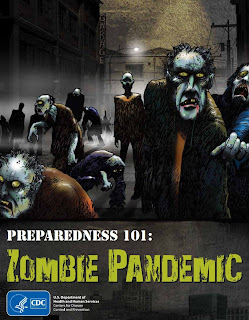cover of cdc novella about zombies