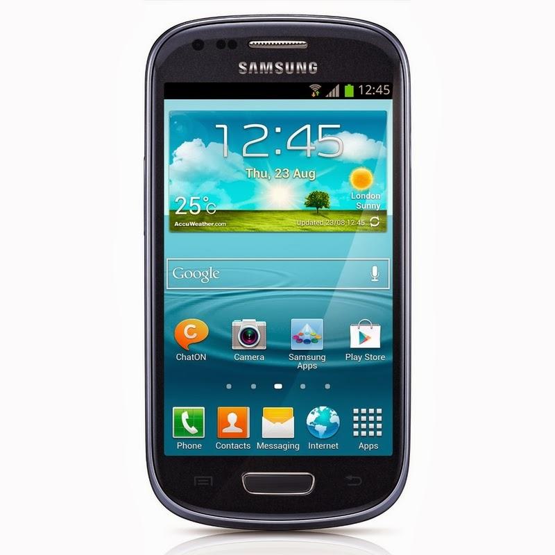 Spesifikasi Dan Harga Samsung Galaxy S III mini Pebble Blue Terbaru