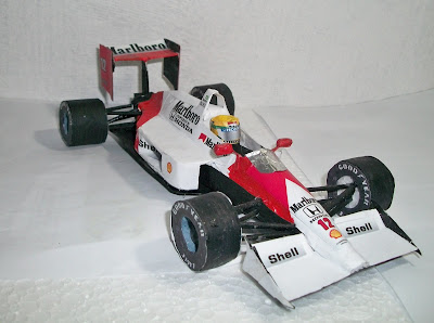 McLaren MP4-4 Senna