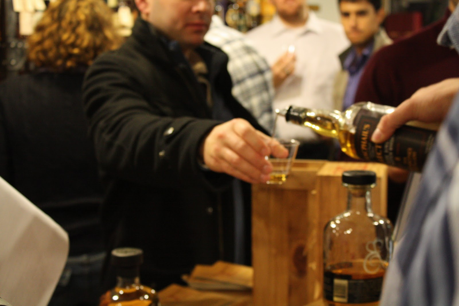 Barstool Philosophers: Scotch Tasting @ SG&G