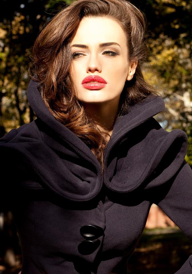 Missography: New Photos Zana Krasniqi (Miss Kosovo 2008)
