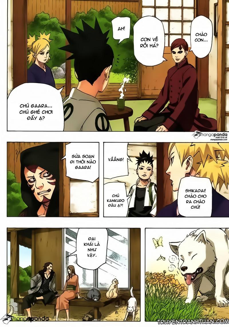 Naruto Chap 700 - Trang 6