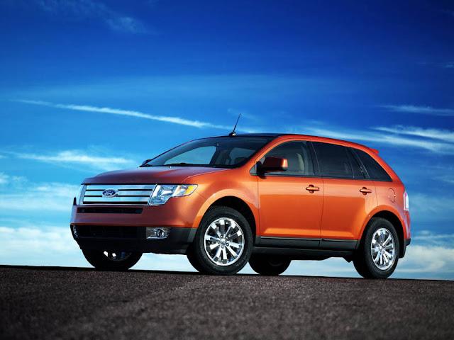 フォード・エッジ | Ford Edge (2007-present)