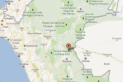 temblor terremoto selva perú lima pulcallpa 24 agosto 2011