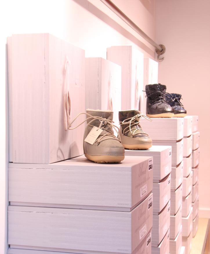 botas para niños - MINI BOOTZ