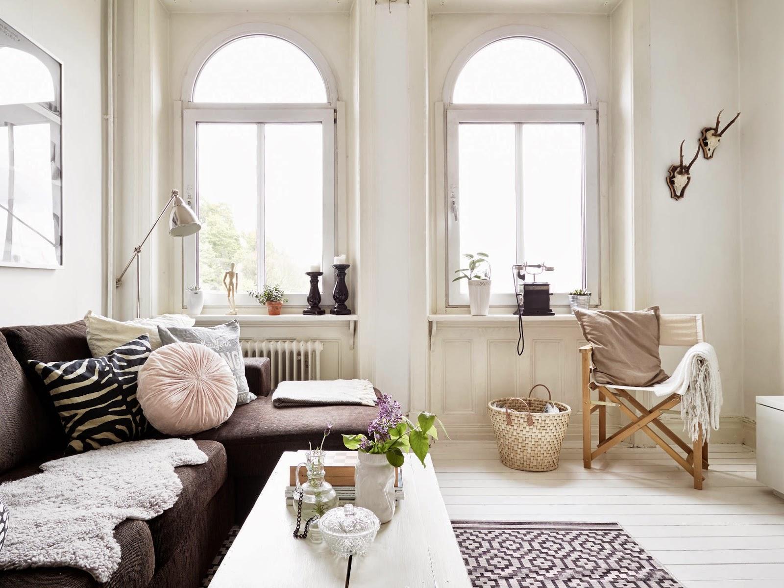 Apartamento femenino decorar tu casa es for Decoracion casa chic