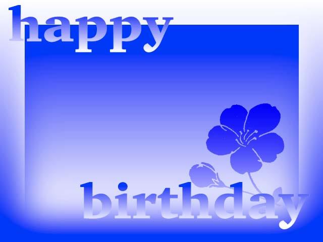 Happy Birthday Frames Online