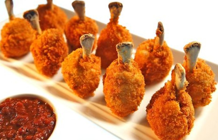 Testy Recipes : Chicken Lollipop .....