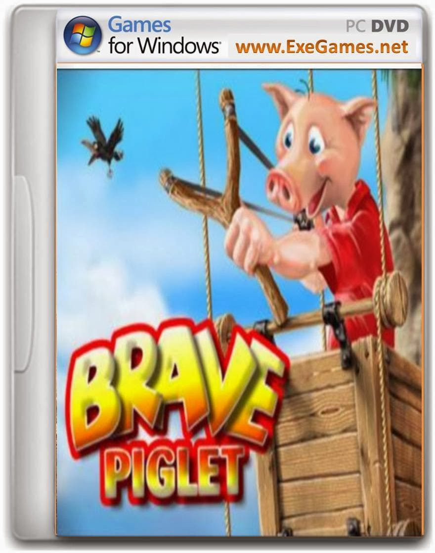 Brave Piglet PC Game Free Download Full Version