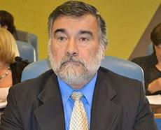 Vicepresidente Primero de la Cámara de Diputados de la provincia de La Pampa.