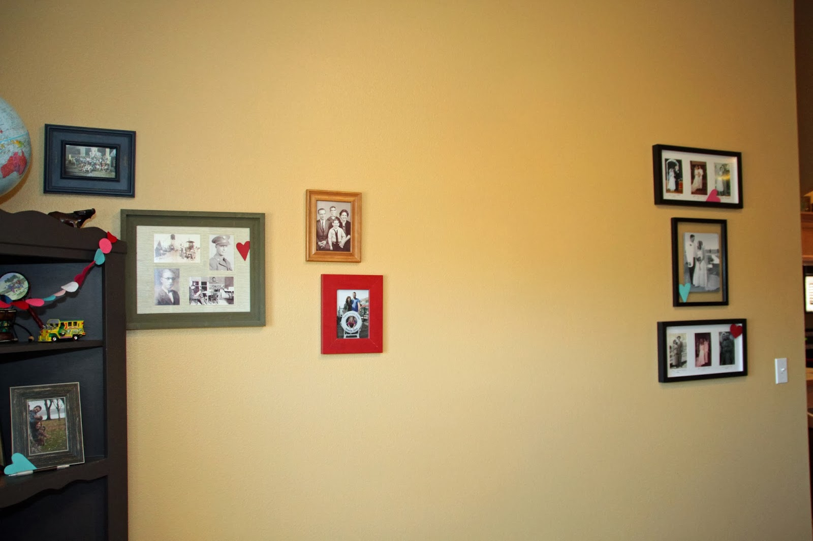 Gallery Wall | Eventually Complete