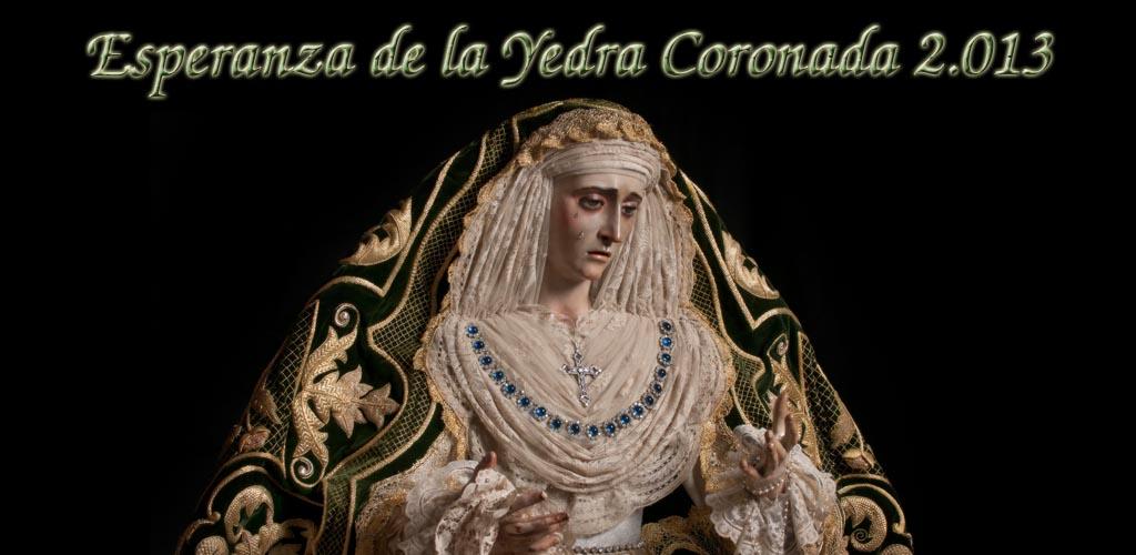 Esperanza de la Yedra Coronada 2013