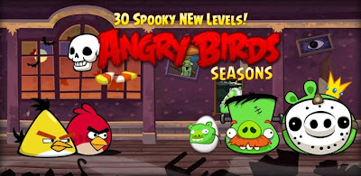 Angry Birds Seasons: Haunted Hogs! v3.0.1