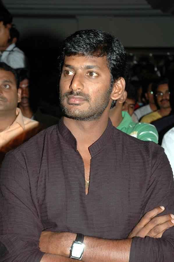 Tamil Actor Vishal Profile