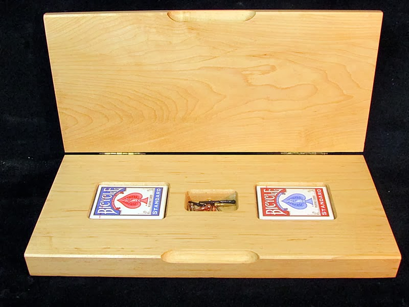 Splinters Woodworks Custom Four Person Box Style Cribbage