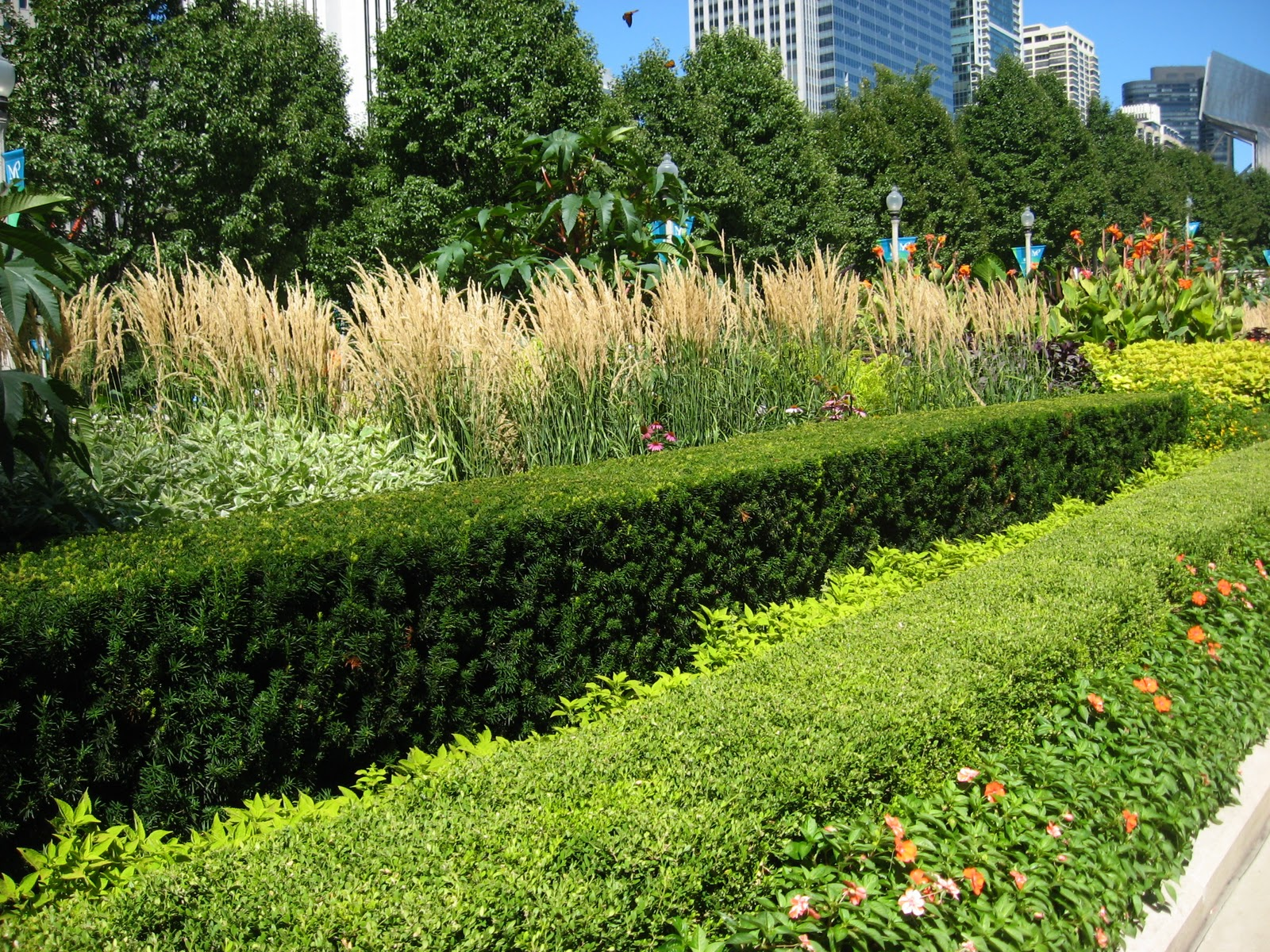 Design Inspiration For The Ornamental Community Garden