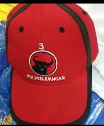 TOPI PARTAI PDIP