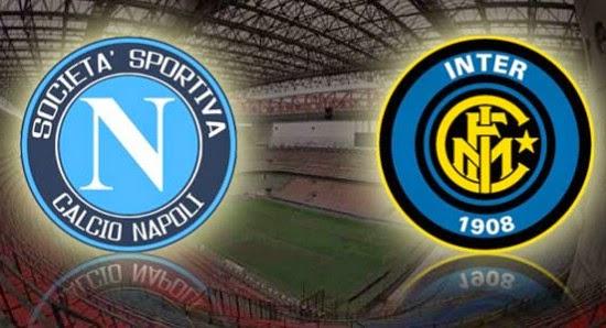 Prediksi Liga Italia : Napoli vs Inter Milan 9 Maret 2015