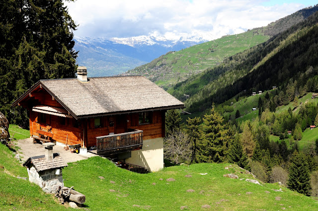 chalet suisse louer