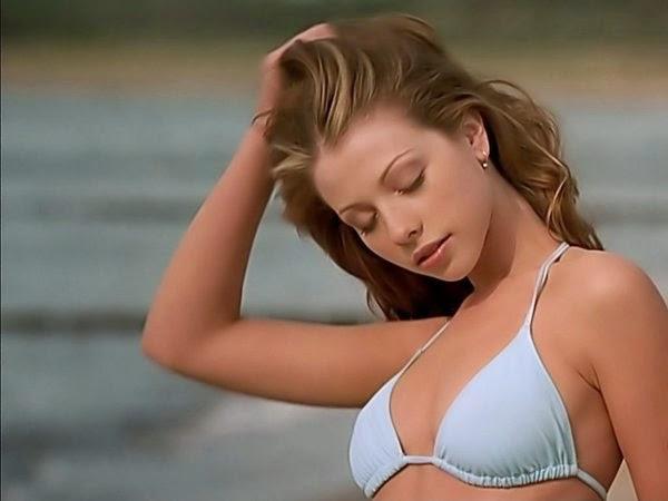 Know site Bikini in michelle trachtenberg
