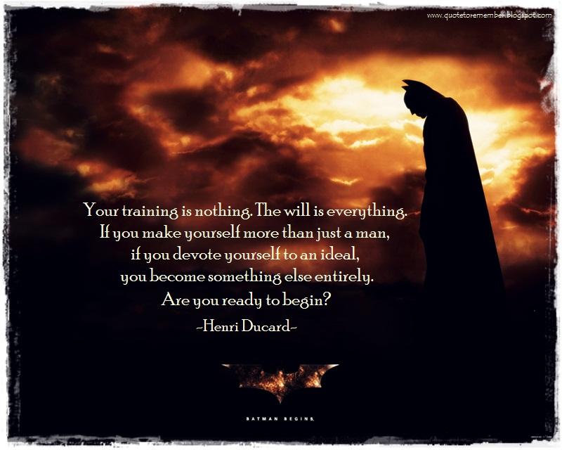 Batman Quotes Inspirat...