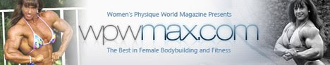 WPWMAX Banner Hot Female Muscle