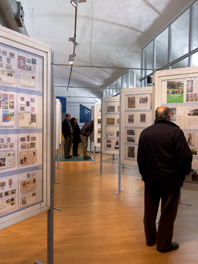 XVII Exposición de Coleccionismo Minero de Grucomi en Sotrondio