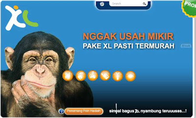 Cara Registrasi XL Internet Unlimited