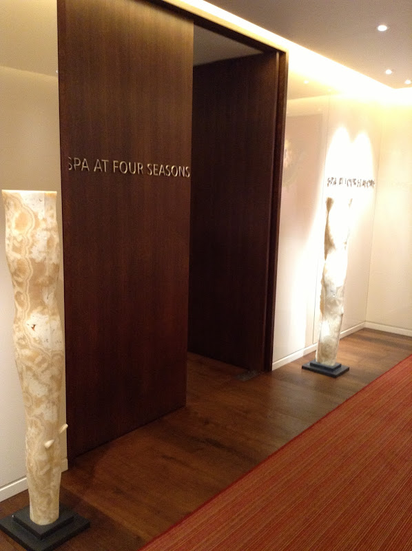 Spa at Four Seasons Hotel London title=