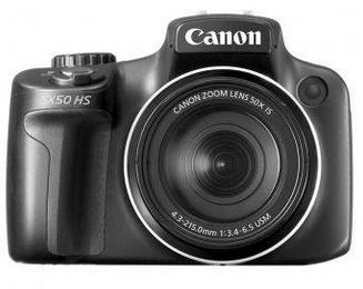 Harga dan Spesifikasi  Kamera Canon PowerShot SX50 HS