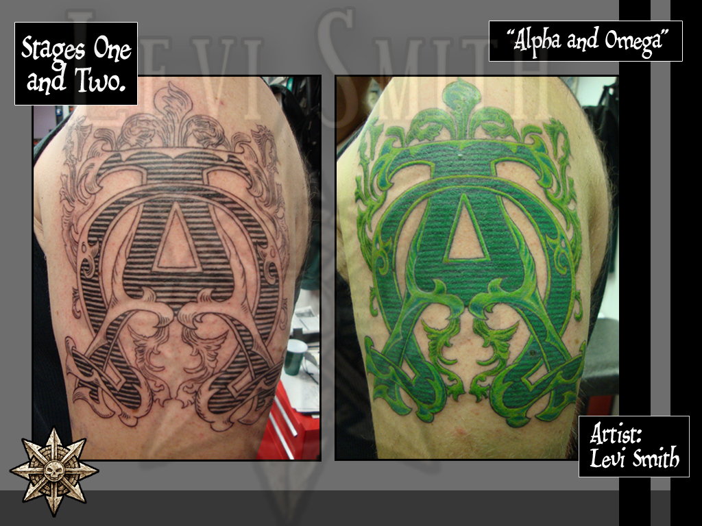 Ink Works Collector Spotlight 16 Alpha And Omega