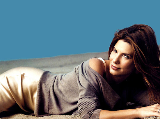 Sandra Bullock American Actress Wallpaper