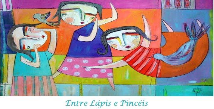 Entre Lápis e Pincéis