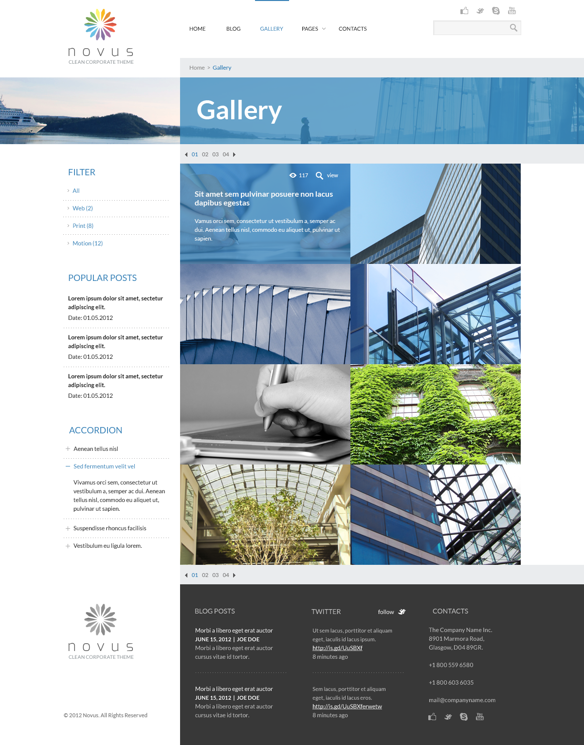 Free-Premium-Multipurpose-Corporate-Wordpress-Template