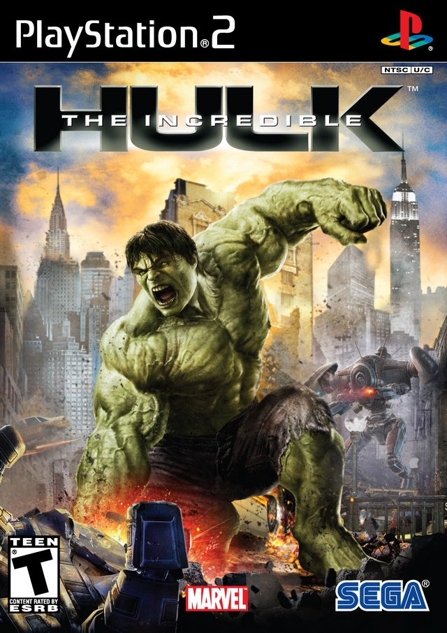 Cheat The Incredible Hulk Game