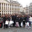 Επίσκεψη Γυμνασίου Γερακίου στο Ευρωπαϊκό Κοινοβούλιο στις Βρυξέλλες