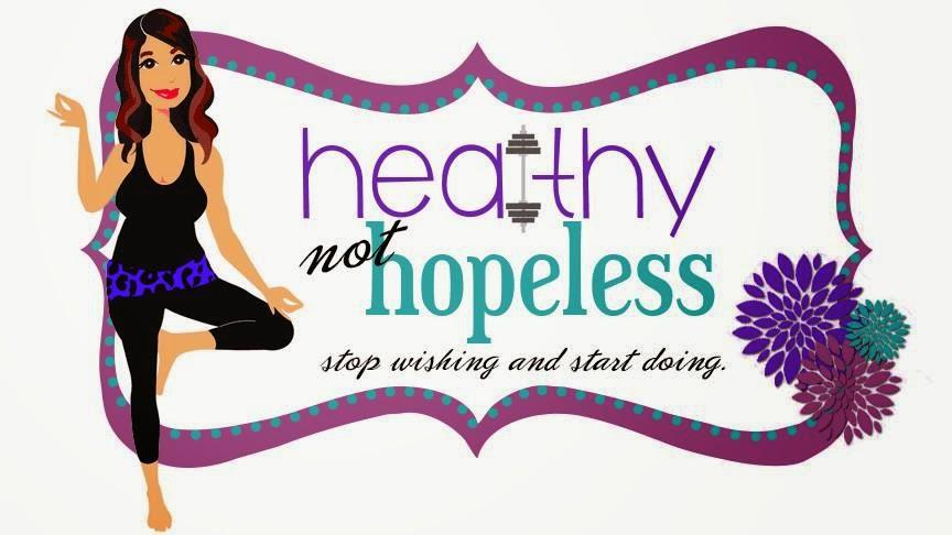 Healthy Not Hopeless