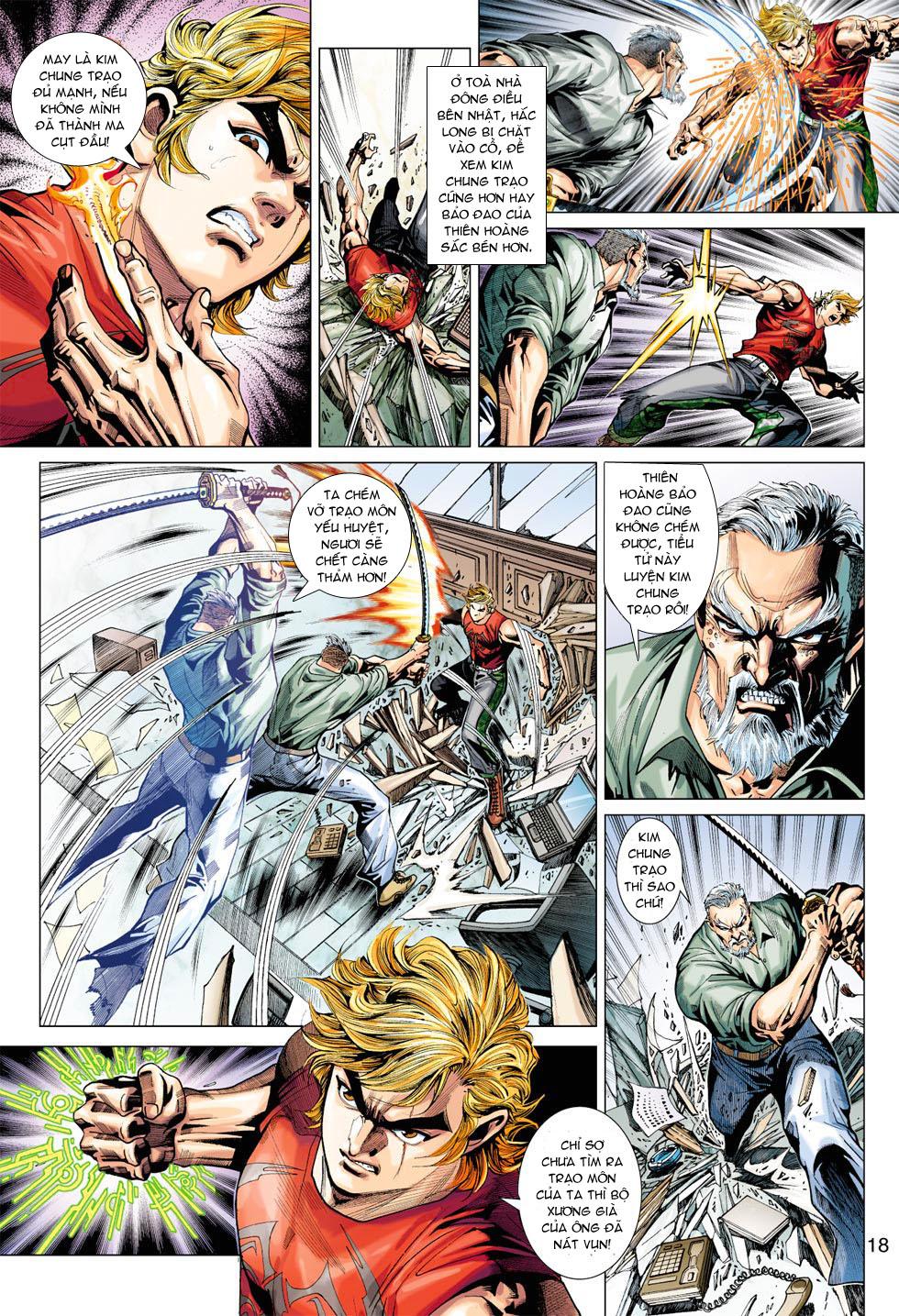 Tân Tác Long Hổ Môn trang 51