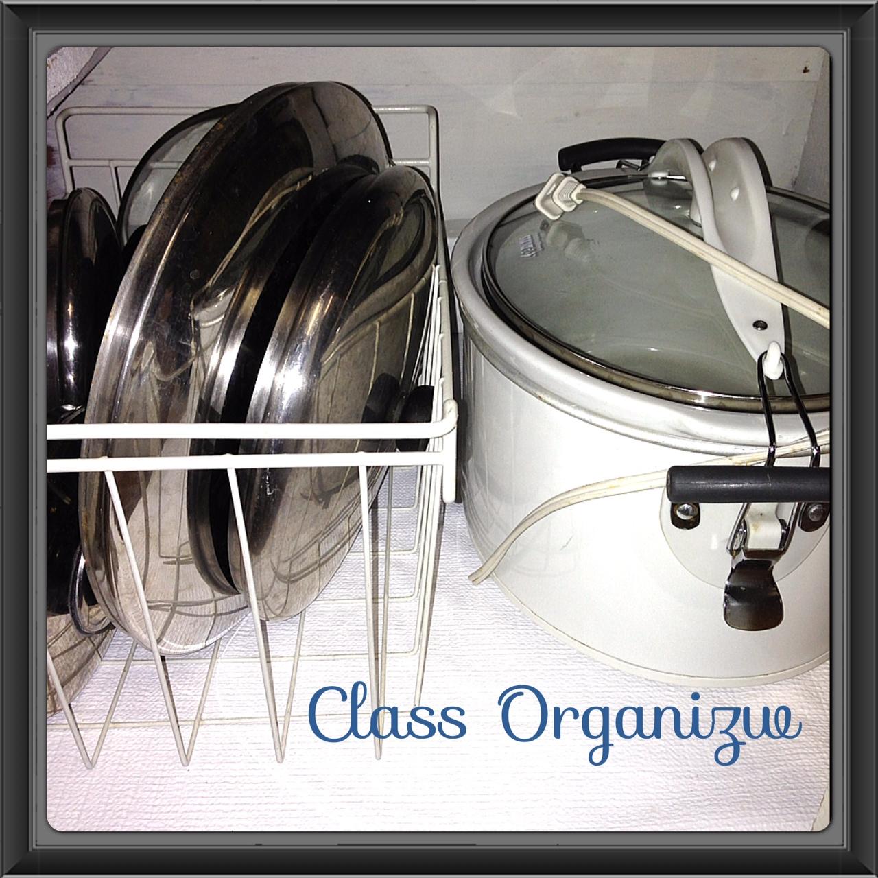 Class Organize: Summer Organizing Challenge #4