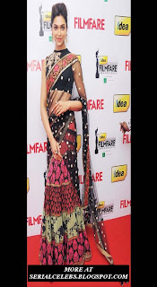 Deepika Padukone at Filmfare awards