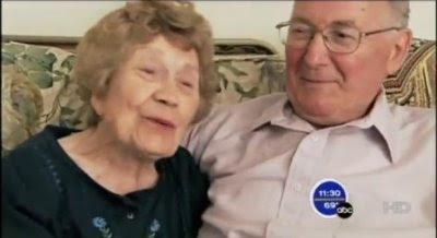Nenek bertemu jodoh dalam internet