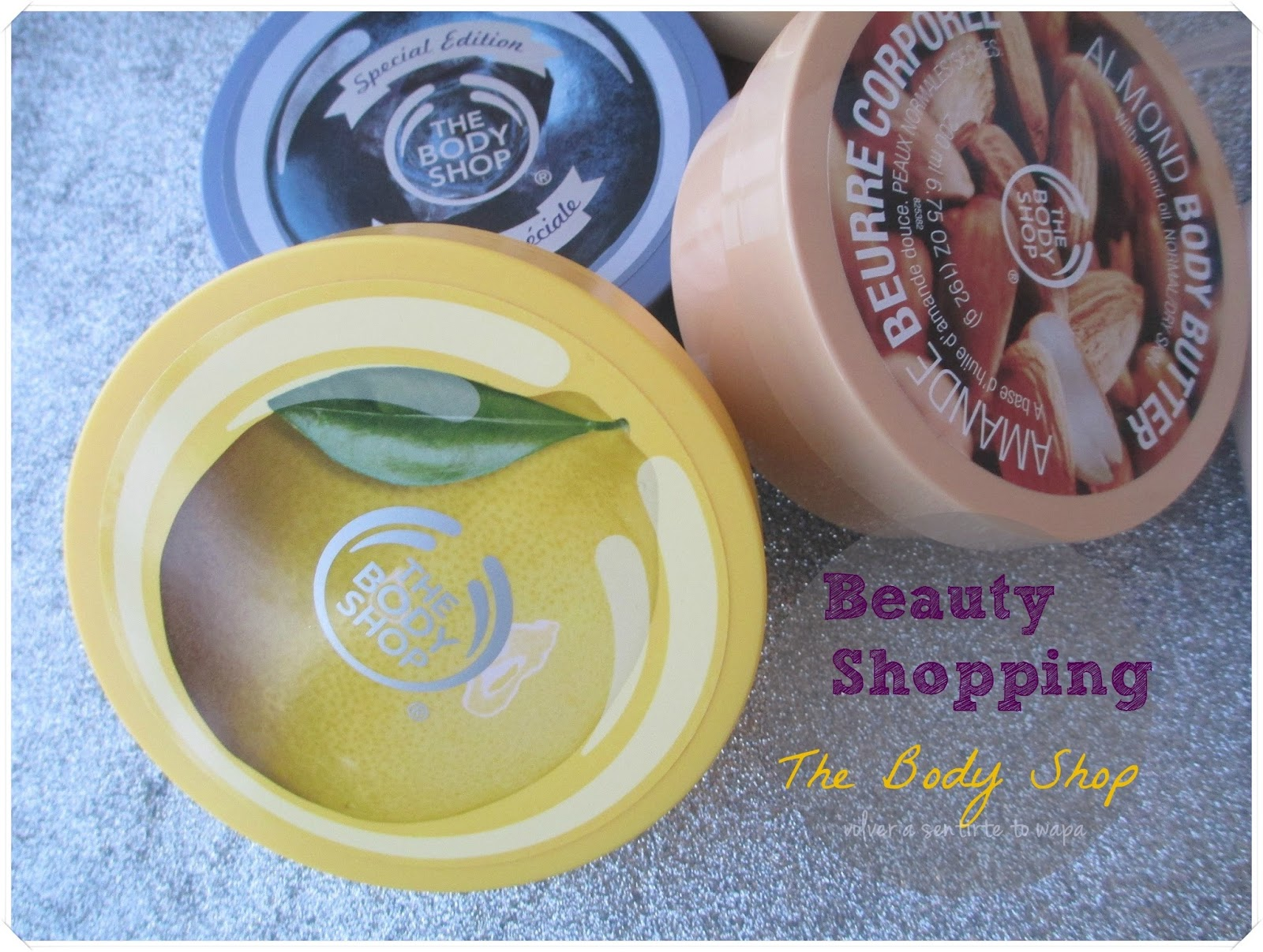 Rebajas en The Body Shop - Mantecas Corporales