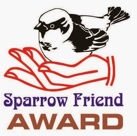 Join Sparrow Friend Award Facebook Group