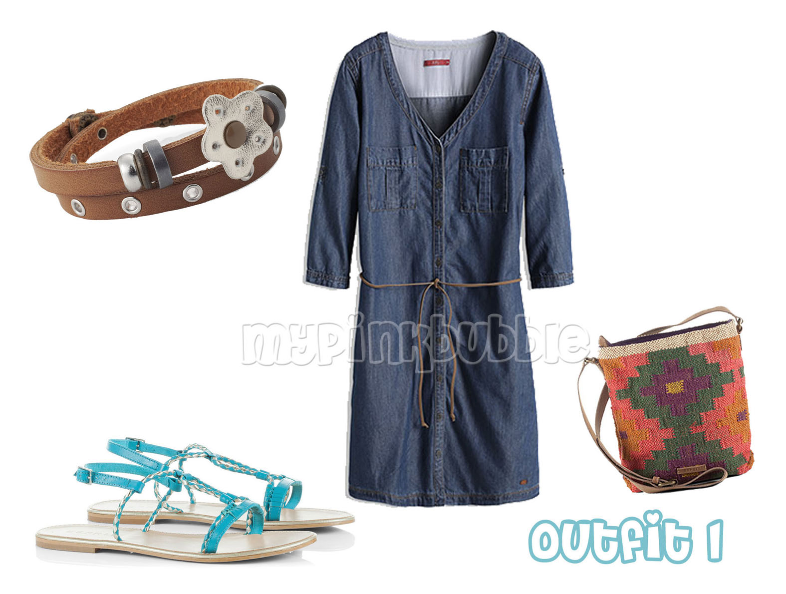 outfit vaquero