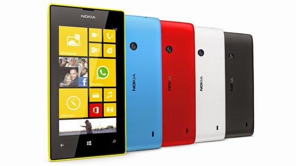 № 10 - Nokia Lumia 520