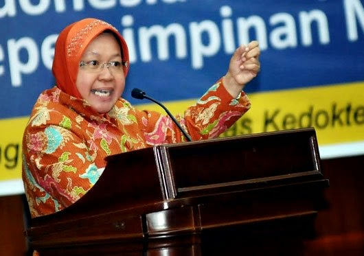 """Demi Anak Indonesia!"" Risma Pantang Mundur Tutup Dolly"