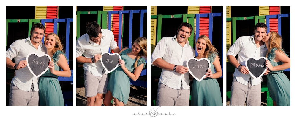 DK Photography Save+The+Date+Collage_edited-1 Ray & Don's Engagement Shoot in Muizenberg Beach & Rhodes Memorial  Cape Town Wedding photographer