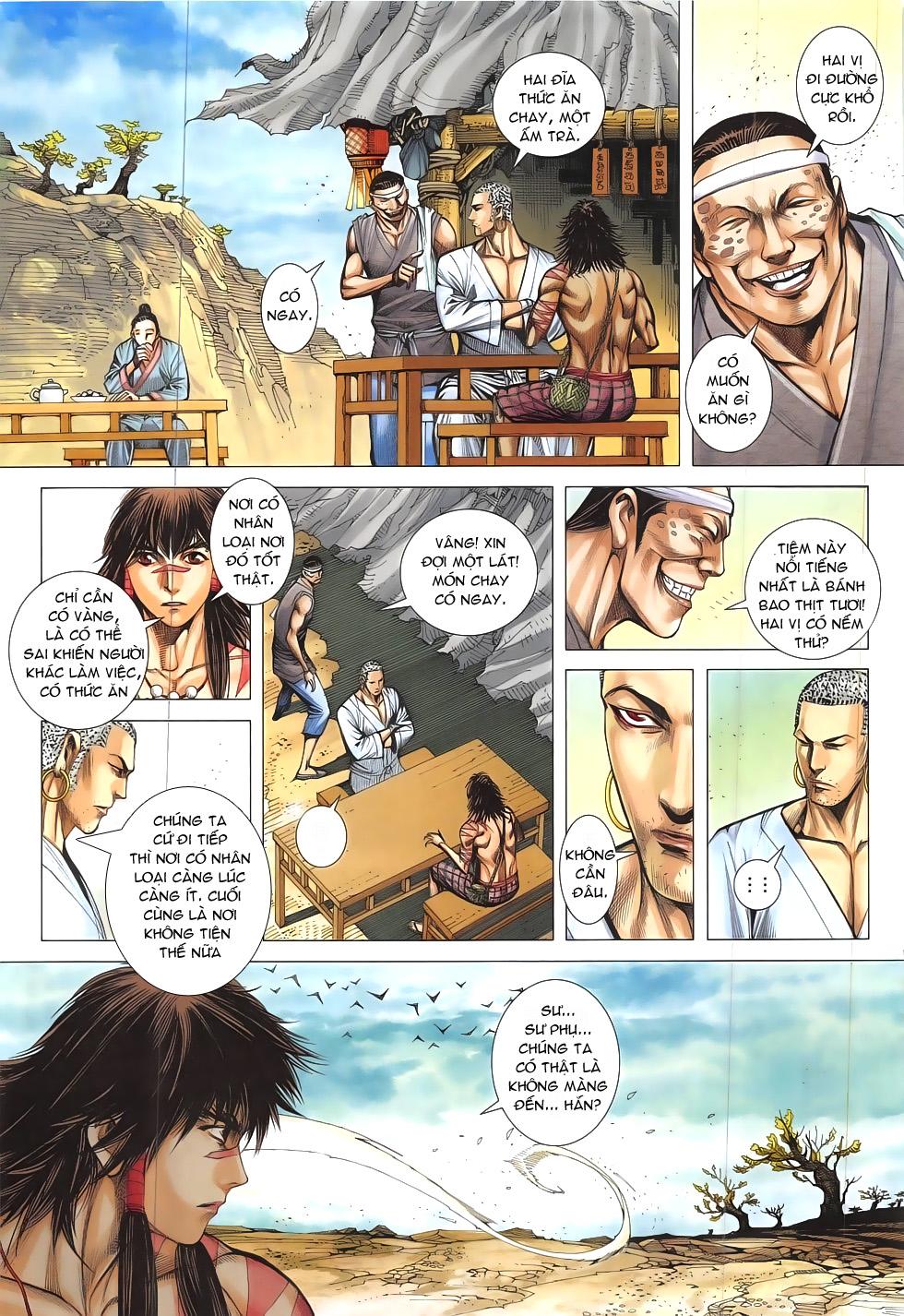 Tây Du chap 10 Trang 13 - Mangak.info